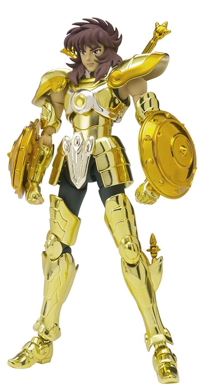 Amazon Com Bandai Tamashii Nations Saint Myth Cloth Ex Libra Dohko Action Figure Toys Games Saint Seiya Libra Libra Dohko Bandai