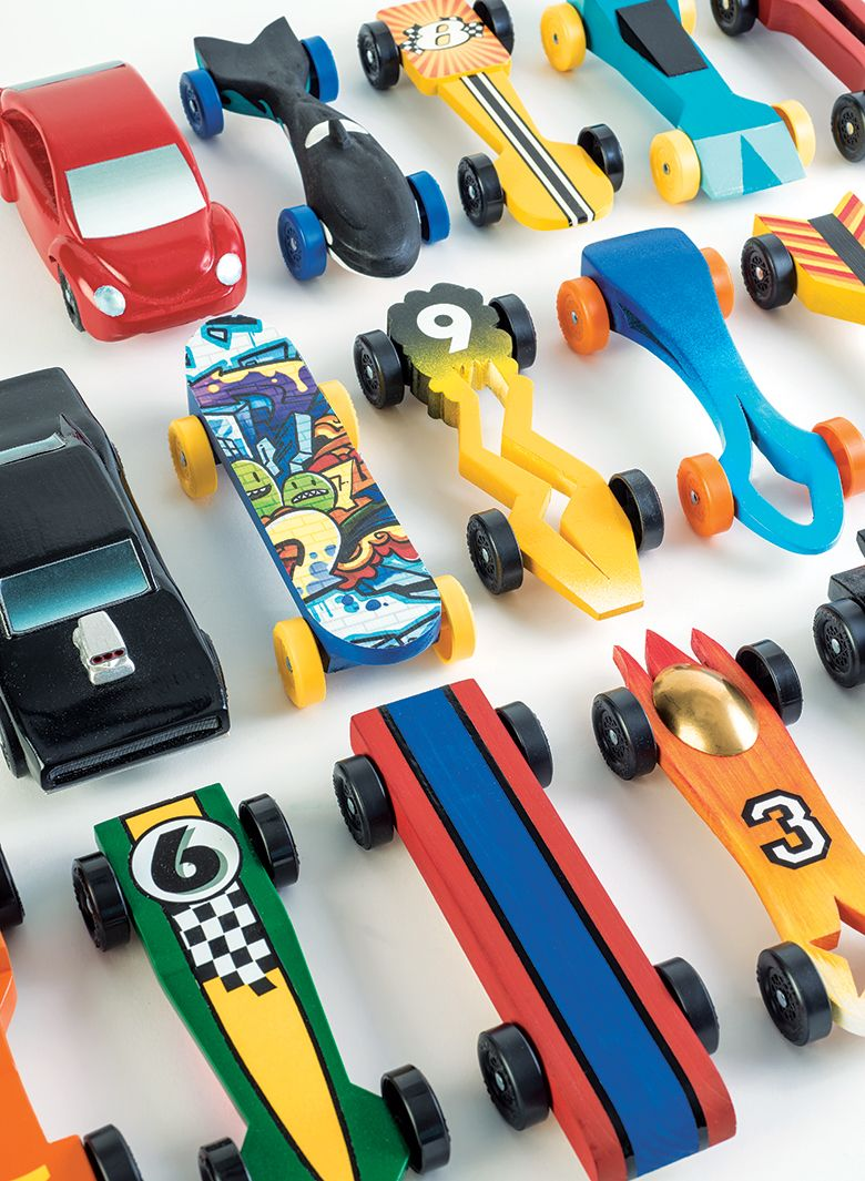 Pinewood Derby Fast and Furious Speed Secrets | Pinterest