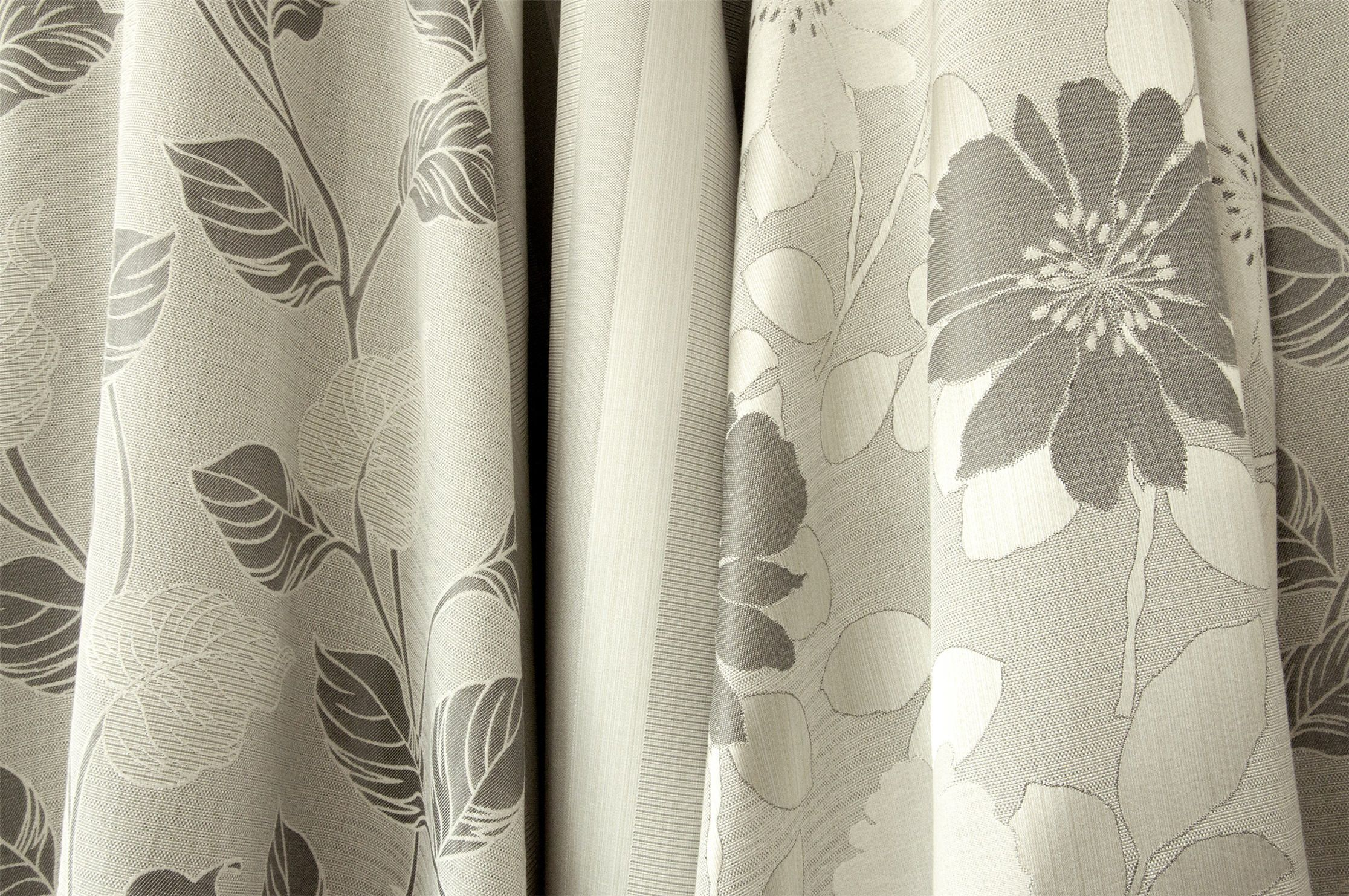 Marseille, Laurent & Deauville Coordinating Drapery Fabrics By Charles Parsons
