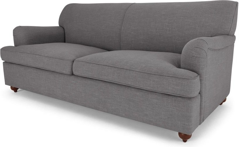 Orson 3 Seater Sofa Bed Graphite Grey 3 Seater Sofa Sofa Bed 3 Seater Sofa Bed