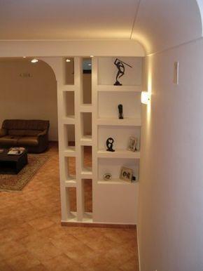librerie divisorie in cartongesso - Cerca con Google ...