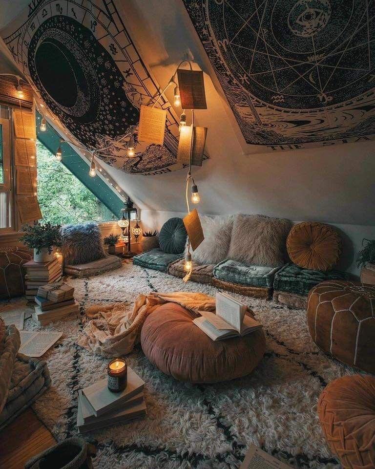 Chill Zen Boho Attack Room Stylish Home Decor Dream Rooms