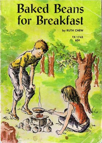Baked beans for Breakfast Paperback by Ruth Chew Previous title: The Secret Summer