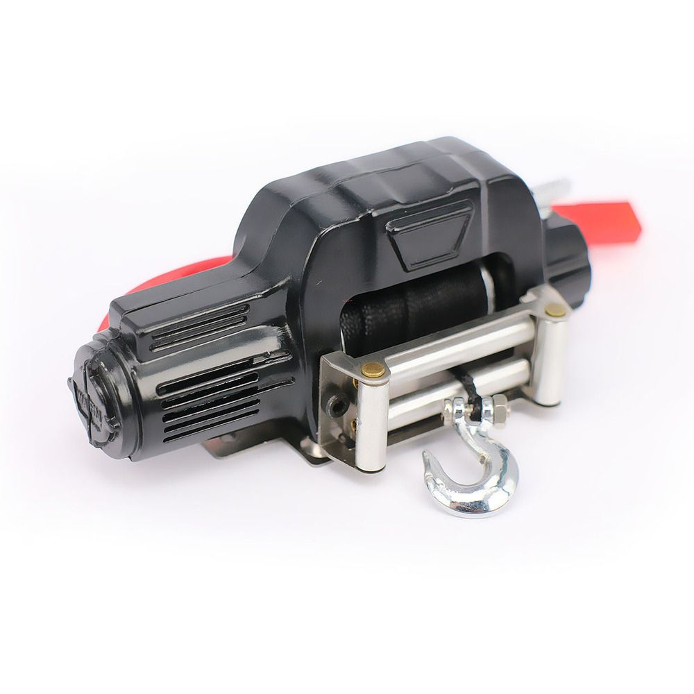 Automatic Simulated Crawler Winch Control System For 1 10 Rc Car