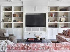 Living Room Remodeling Ideas Built In Storage Would