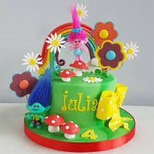 Image result for trolls cake