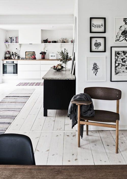 Colour Code Scandinavian Winter Interior House Interior