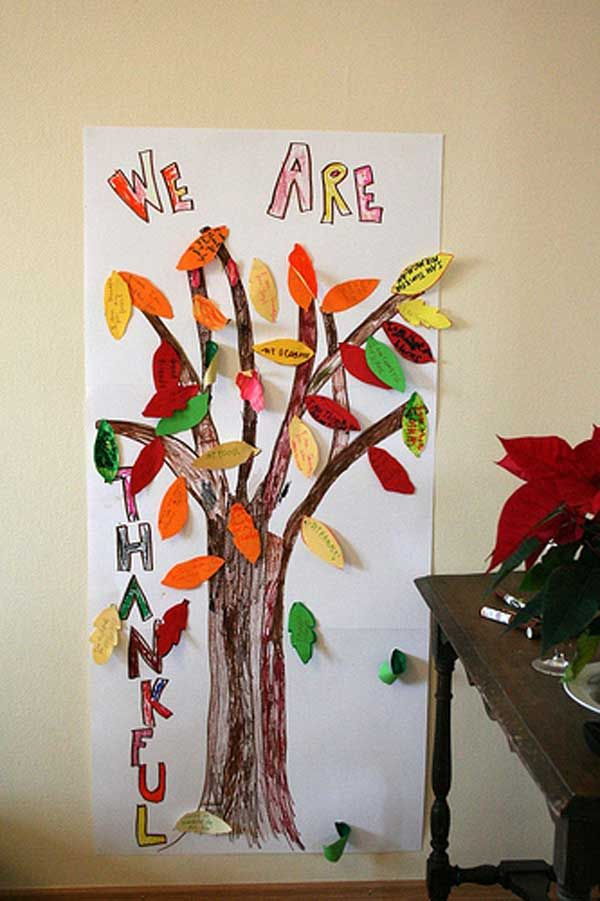 Thanksgiving Kid Craft Ideas Part - 27: Top 32 Easy DIY Thanksgiving Crafts Kids Can Make