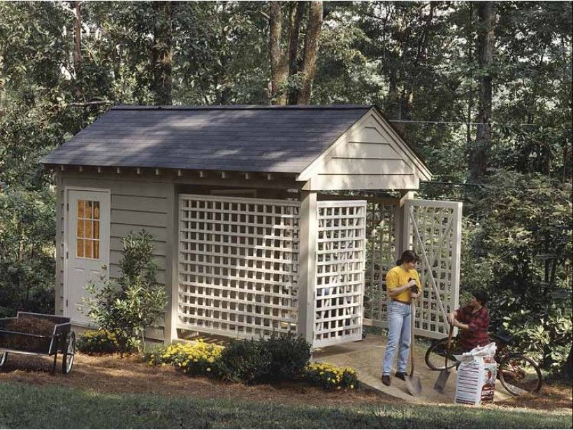 Nice Eplans Country Plan   Storage Building From The Southern Living