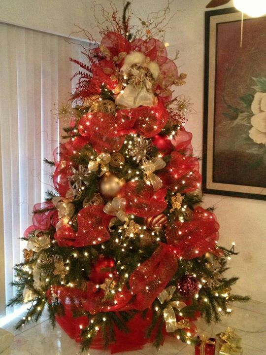 Pin by Maricela Molina on ARBOLES DE NAVIDAD Pinterest Christmas