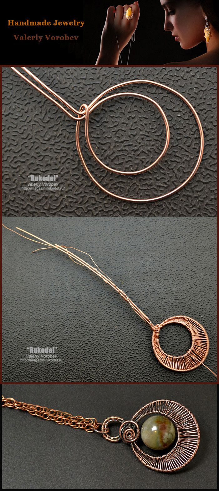 Photo of Wire Wrap Tutorials, Wire Wrap, Draht gewickelt, Draht Schmuck, handgemacht