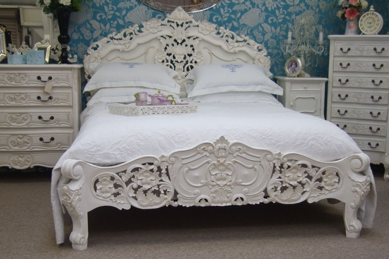 Bedroom Furniture White Shabby Chic | Shabby chic bedrooms ...