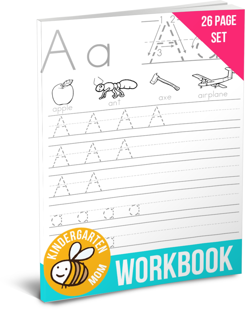 Our ABC Handwriting Pages Are Great For Children Who Are