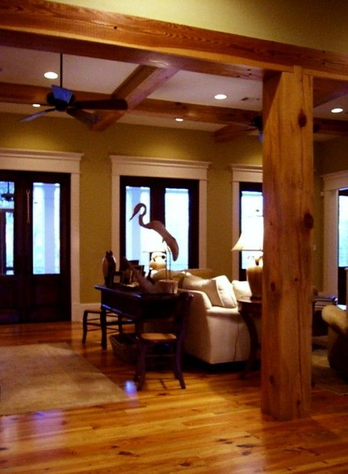 Mixing Stained And Painted Trim Rooms With Wood Stained Trim Home Remodeling Home Stained Trim