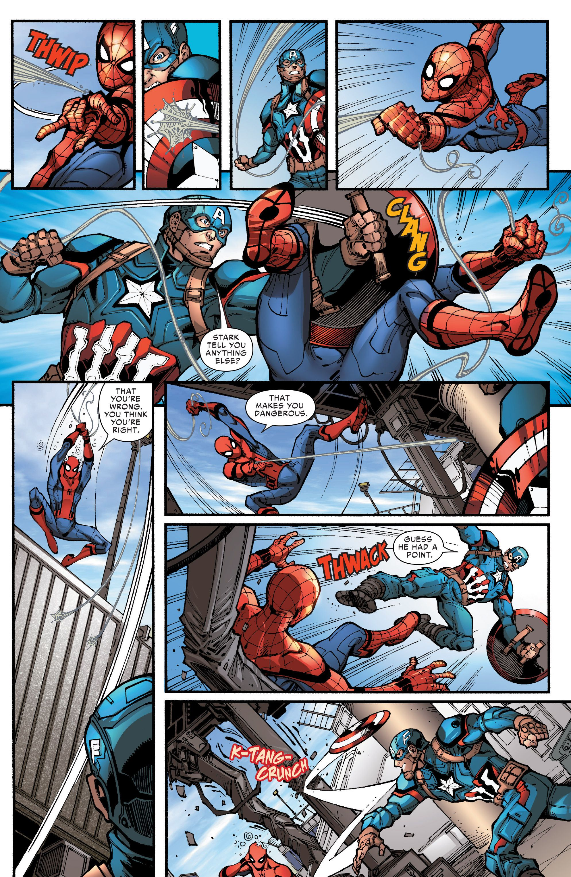 Spider Man Homecoming Prelude Issue #2  Read Spider Man Homecoming Prelude