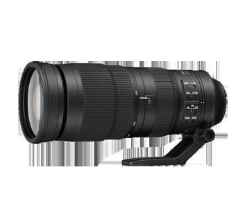 AF-S NIKKOR 200–500 mm 1:5,6E ED VR