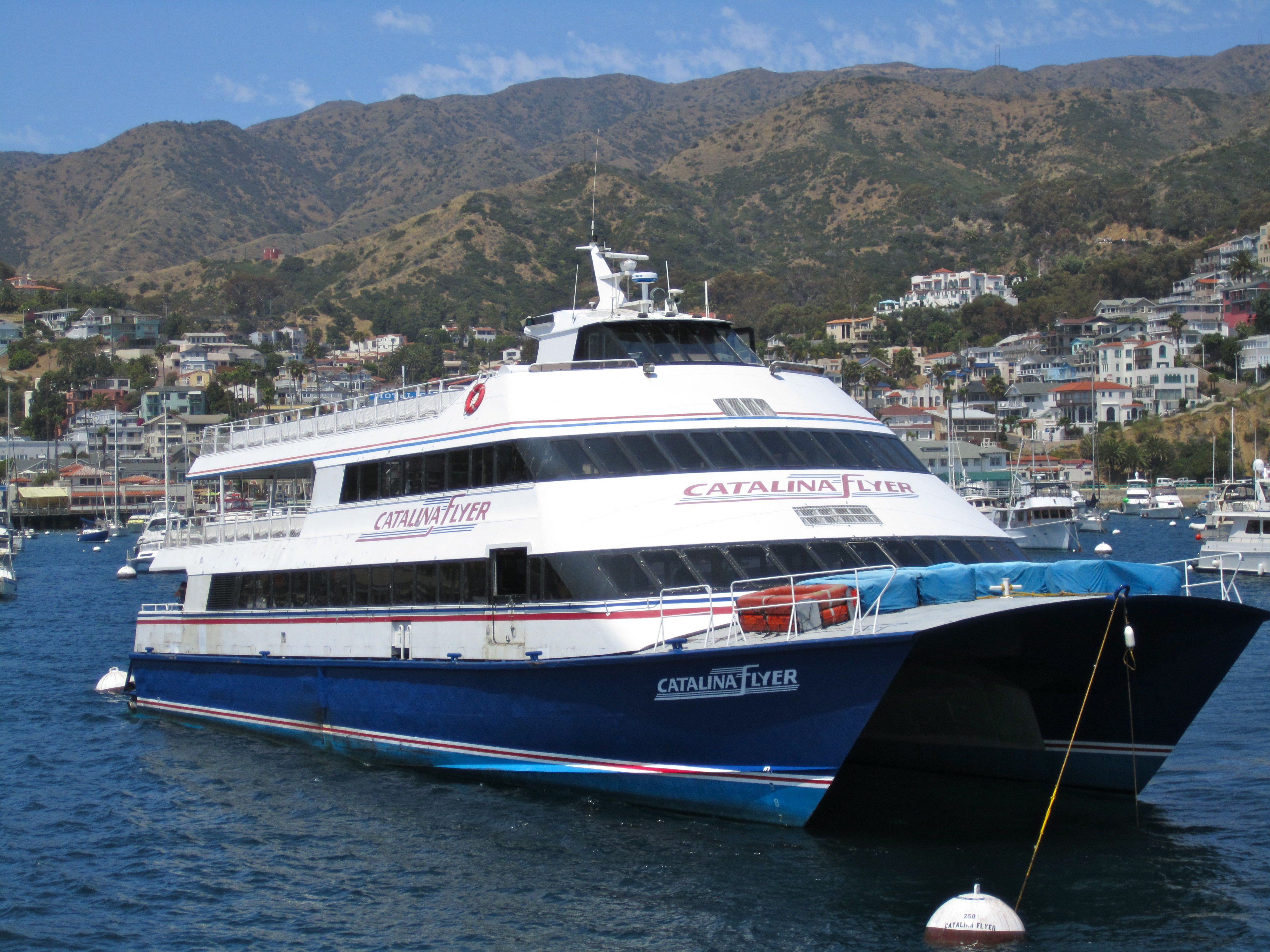 Catalina Flyer With Daily Trips From Newport Beach Ca Places To Travel Trip Newport Beach