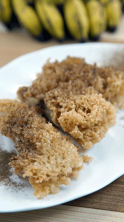 Pisang Goreng Kipas Recipe Food Food Drink Food Recipes