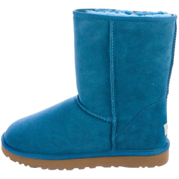 UGG Australia Shearling Round-Toe Booties comfortable cheap online buy cheap order cheap many kinds of perfect online Zo4oBil