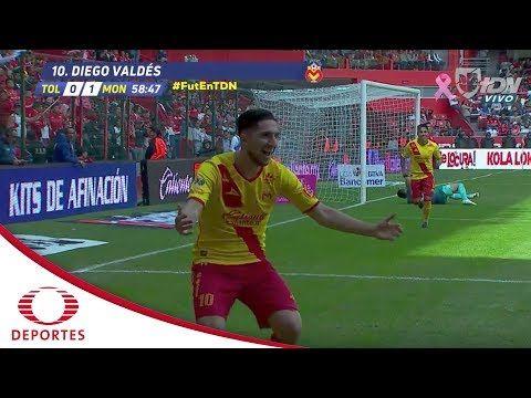 Toluca Monarcas Mac Ozeti Izle 29 10 2017 Mac Izleme Futbol
