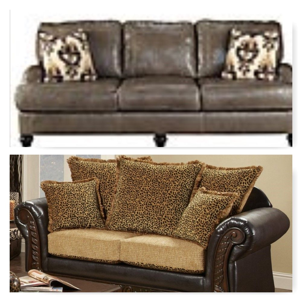 I Finally Decided On The All Leather From Ashley Furniture Furniture Ashley Furniture Home Decor