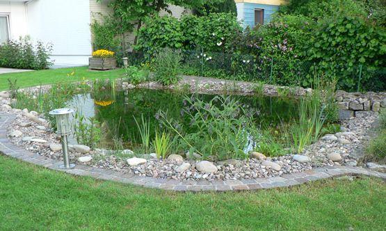 KOWERT Gartenwelt - Gartenteiche, Teichanlagen Garten - garten und landschaftsbau vorher nachher