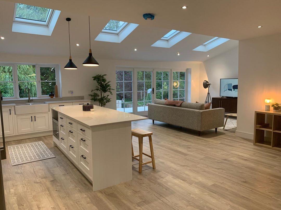 Home Decor Items G r a c e on Instagram: Its a living area next to