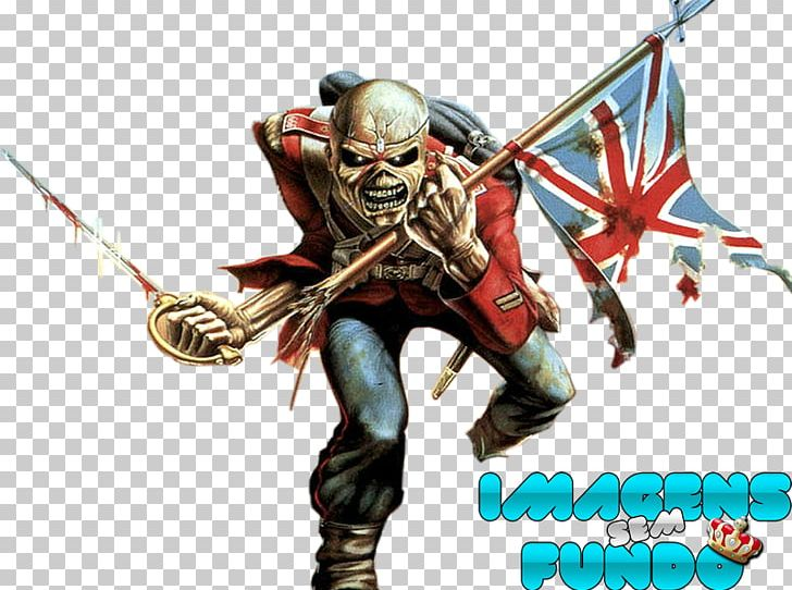 The Trooper Live Long Beach Arena Iron Maiden Piece Of Mind Eddie Png Clipart Action Figure Album Album Cover Iron Maiden The Trooper Iron Maiden Eddie