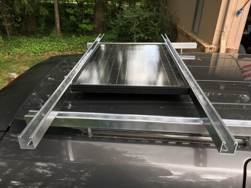 Minivan RV Roof Mounted Solar Panel Solar panels, Best