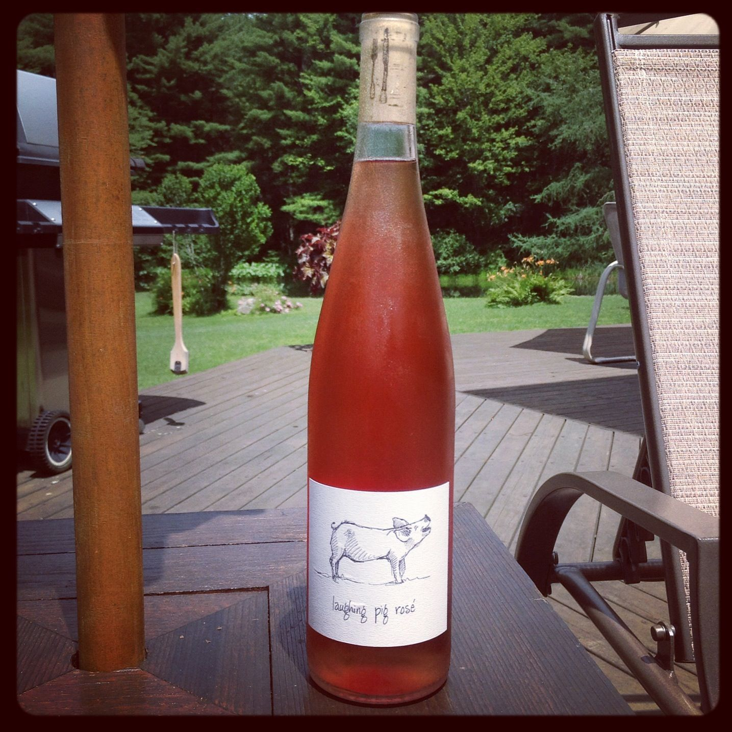 Willamette Wows With Rose Rose Favorite Wine Rose Wine Bottle