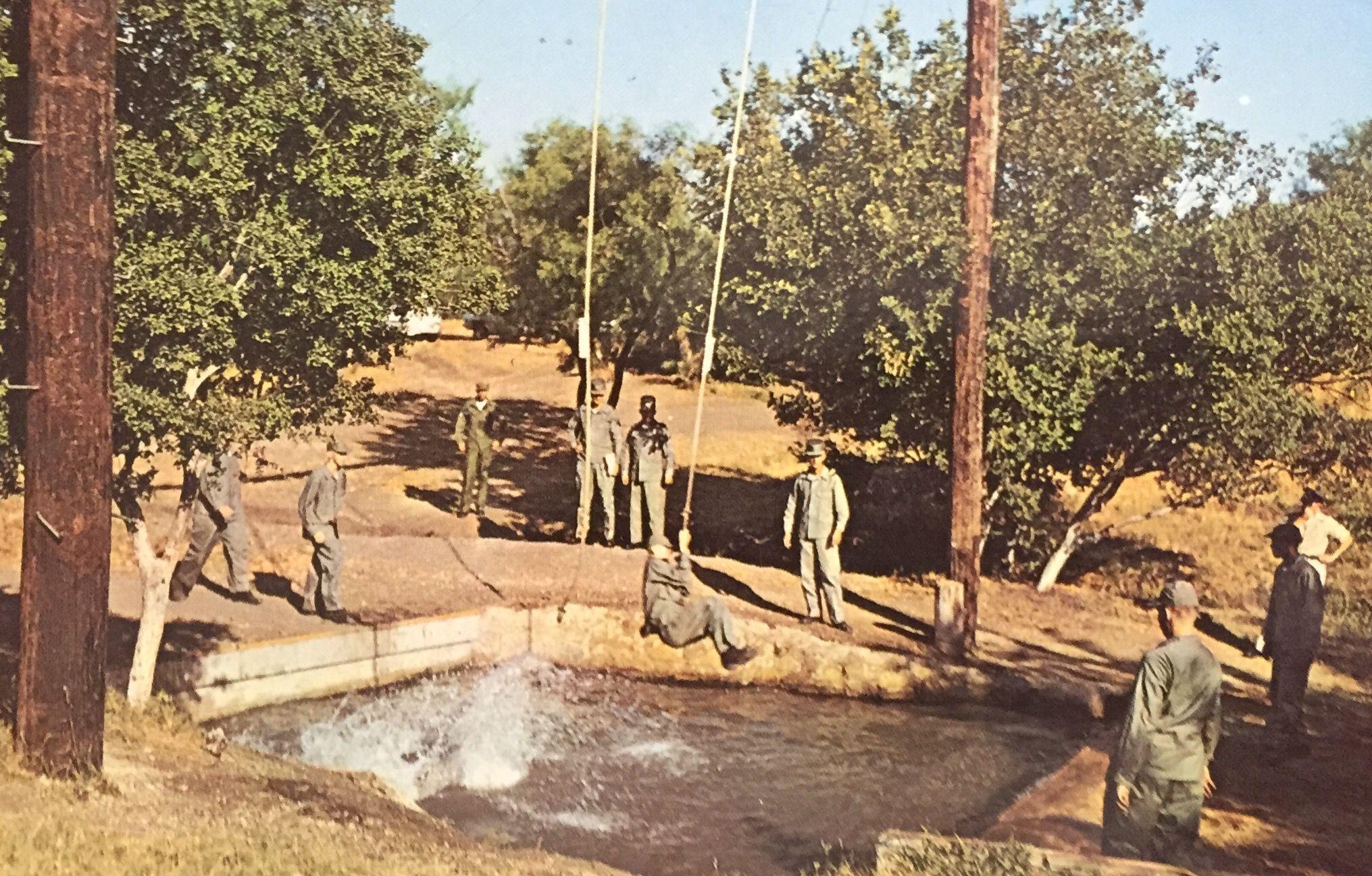 Basic training lackland afb 1969 lackland air force base