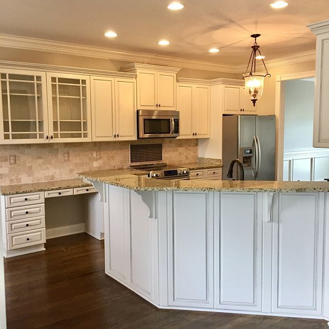 Painted Kitchen Cabinets Sherwin Williams Shoji White Kitchen In
