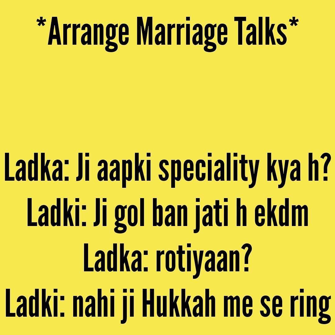 Arrange Marriage Talks Hukka Hukkah Funny Funnymemes Meme Memes Memesdaily Meme Delhi Girl Boy Fun Tp Funny Memes Memes Arranged Marriage