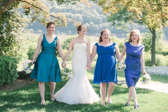 Outdoorsy Modern Jewish Wedding & Elegant Tent Reception | Tents ...