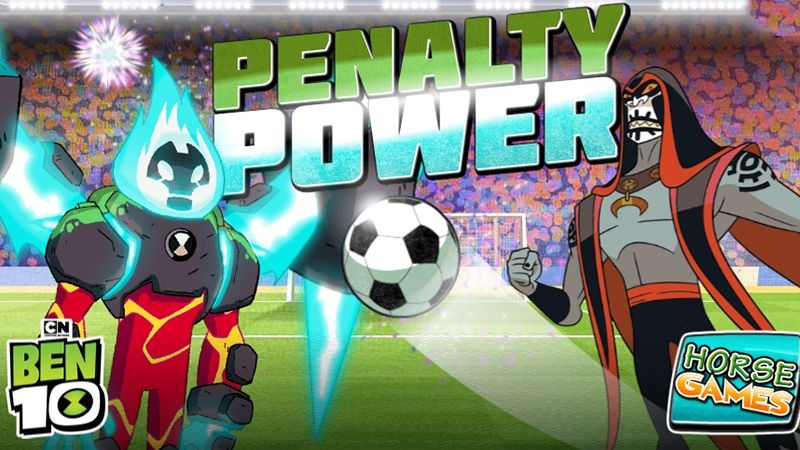 Football Lovers Will Love Penalty Power Ben Game As Here They Will Be Able To Work Out Both Scoring Goals And Being In The Role Horse Games Games Shootout Game