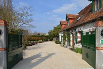 Chambres d'hôtes à vendre à Cheverny au coeur des Châteaux de la Loire