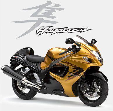 2010 #Suzuki #Hayabusa GSX1300R #bikerplanet | Motorcycles ...