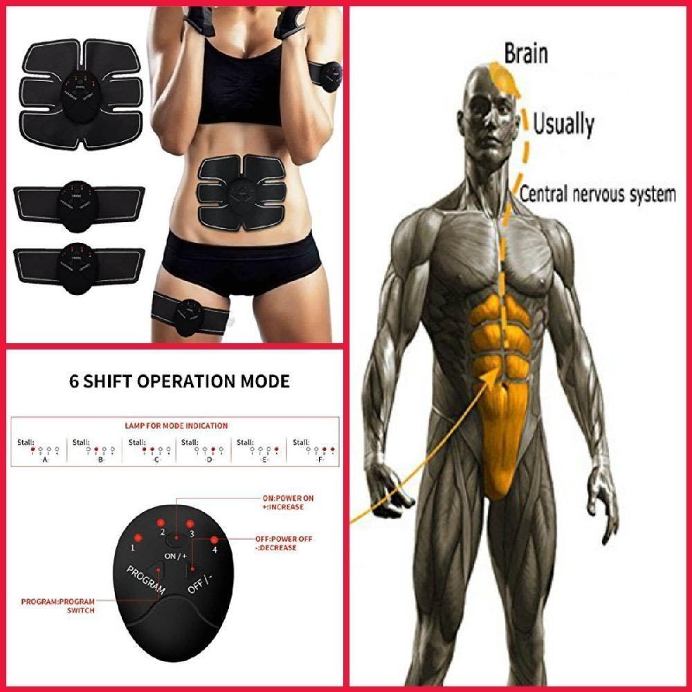Unisexy fitness magazine