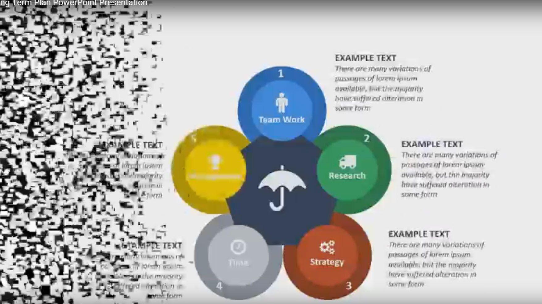 Term Life Insurance PowerPoint Presentation | Presentation