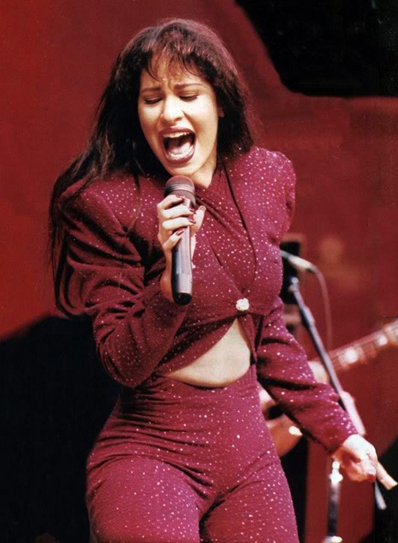 Selena Quintanilla Perez Last Concert - February 26, 1995 ...
