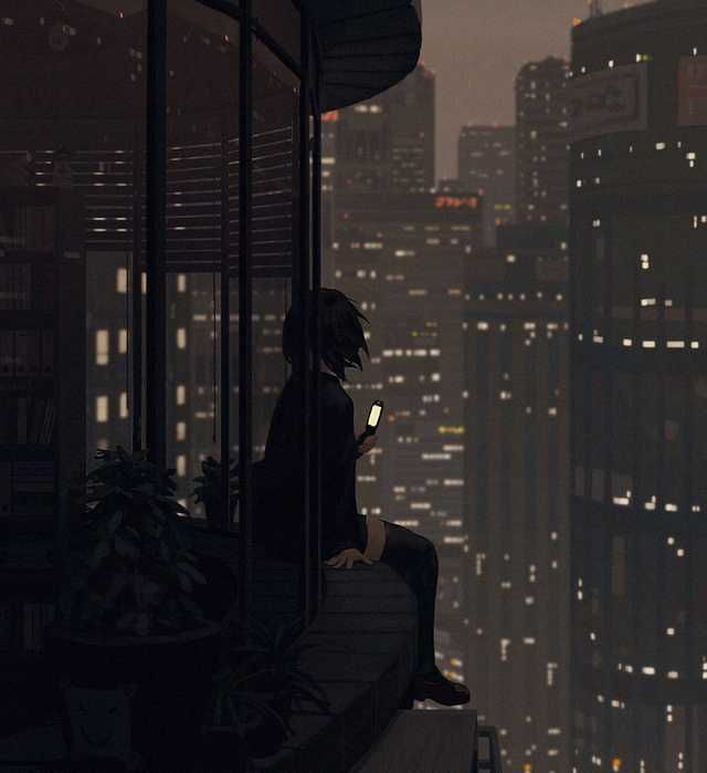 Photo of Went for the Blade Runner vibes. – art post
