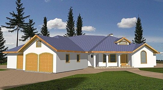 House Plan 001 2032