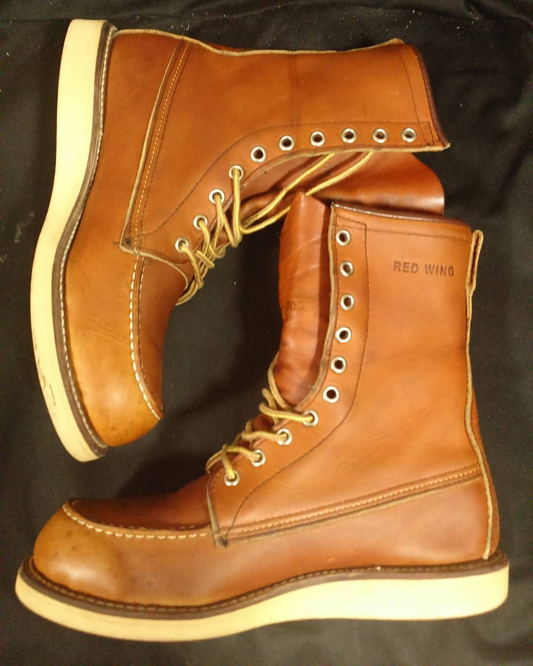 fca1e36b00dde Red Wing 9877, size US7.5D, Rare and collectible #redwingshoes ...