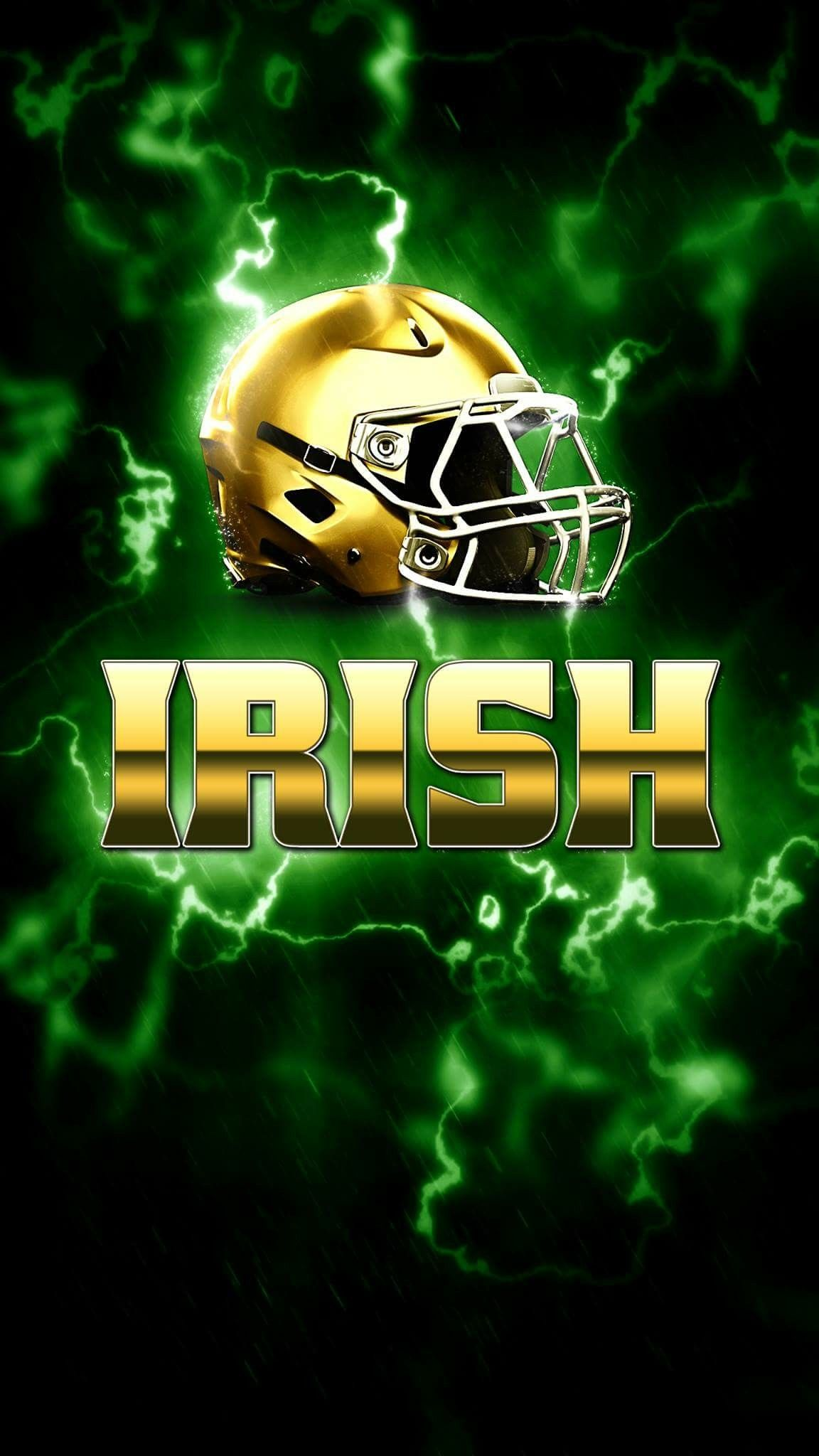 Nd Football Notre Dame Fighting Irish Football Notre Dame Wallpaper Notre Dame Football