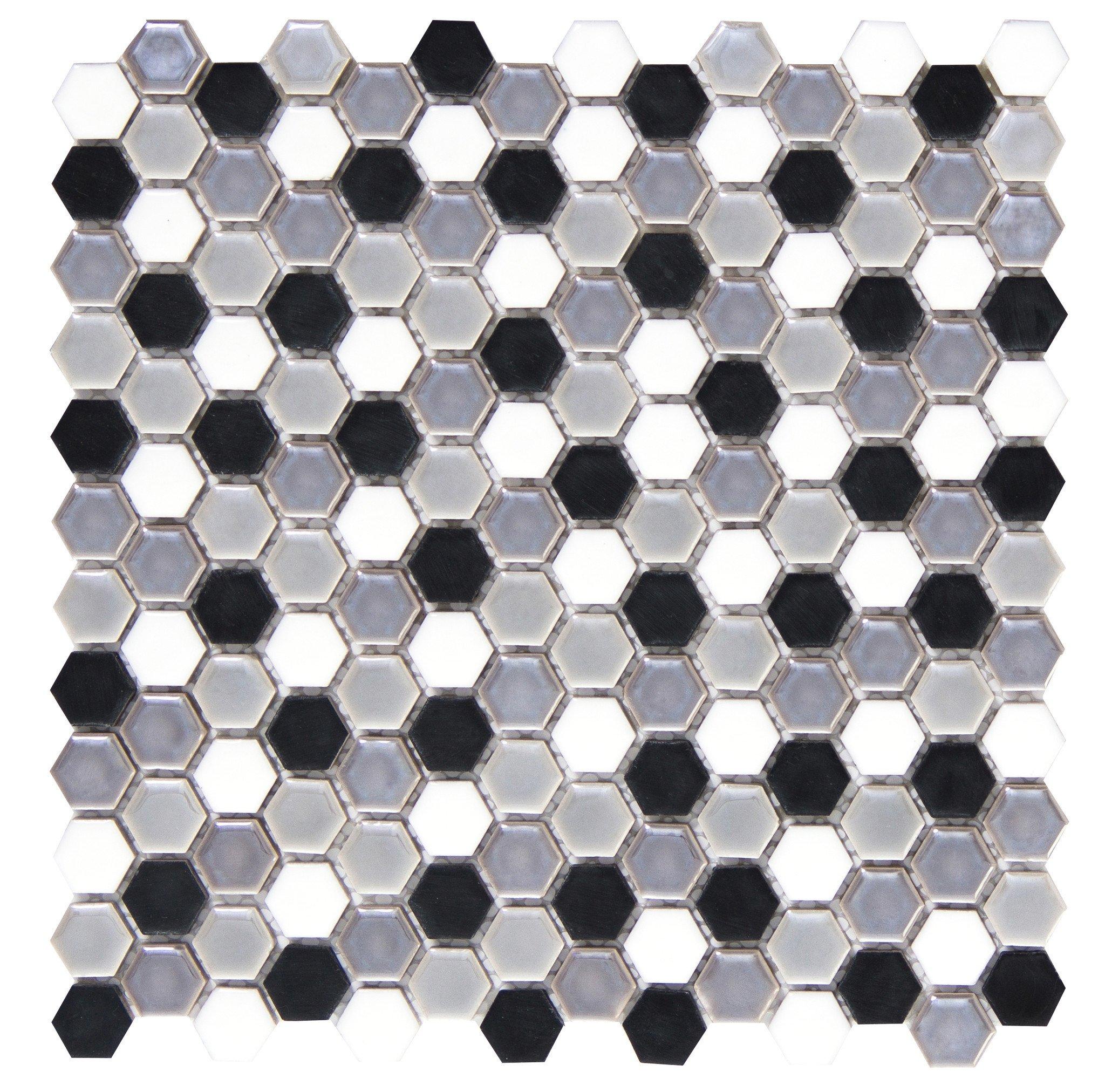 Confetti 12 Mosaic Wall Tiles Stone Mosaic Tile Mosaic Tiles
