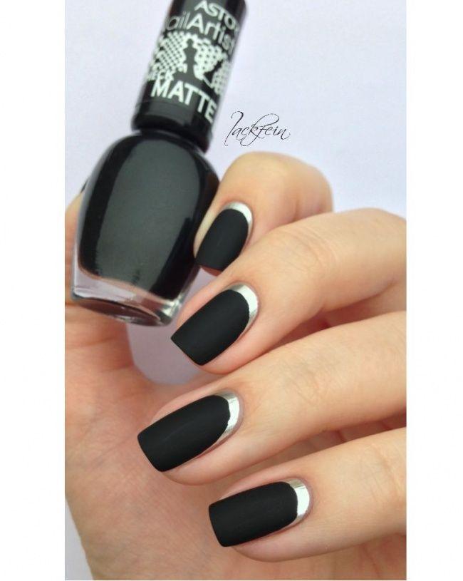 Matowy manicure - idealny trend na jesień! Galeria najlepszych kolorów i wzorów
