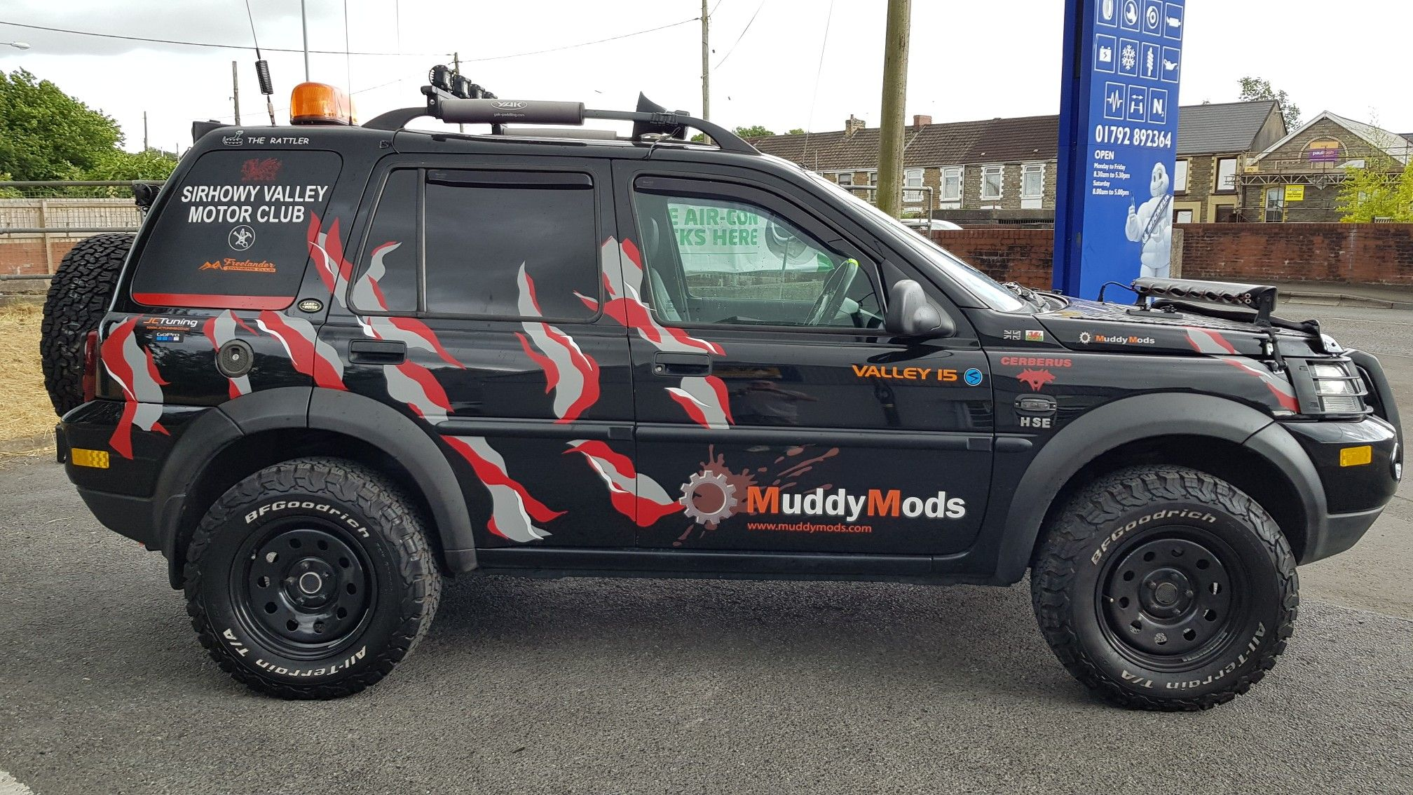New Colours For Cerberus Land Rover Land Rover Freelander Overland Vehicles