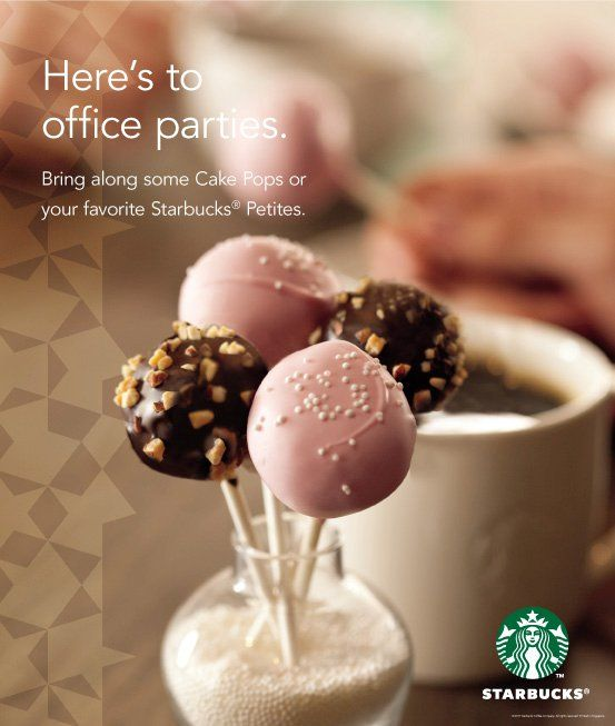 Image Result For Cake Pops Starbucks Just Like That Pinterest