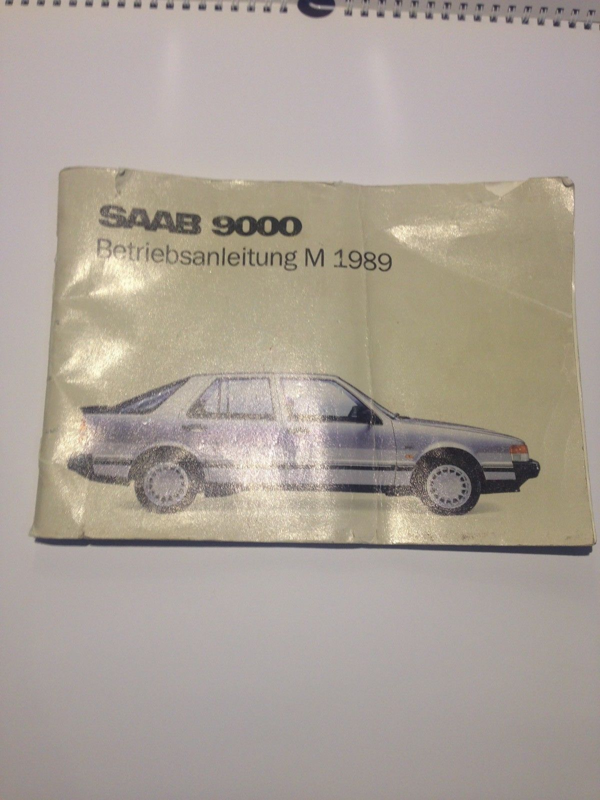 Used owners manual Book Saab 9000 model year 1989 in eBay Motors, Parts &  Accessories, Manuals & Literature, Car & Truck Manuals, Other Car Manuals |  eBay