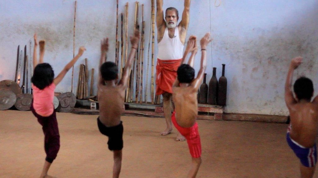 Fight club martial arts of kerala in india 8 with